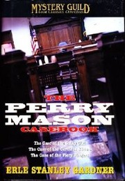 Cover of: The Perry Mason Casebook | Erle Stanley Gardner