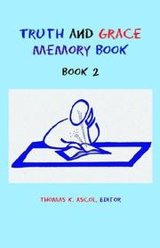 Cover of: Truth & Grace Memory Book #2 | Thomas K. Ascol
