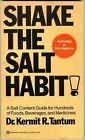 Shake the salt habit!