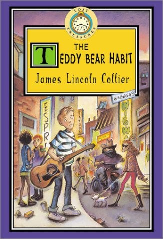 Teddy Bear Habit (Lost Treasures #3) by James Lincoln Collier