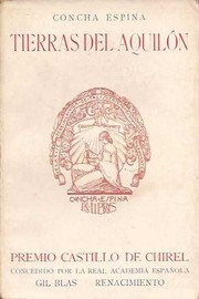 Cover of: Tierras del Aquilón