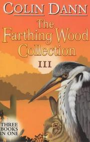 Cover of: Farthing Wood Collection 3 (Animals of Farthing Wood)