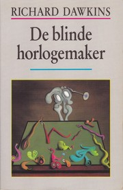 Cover of: De Blinde Horlogemaker