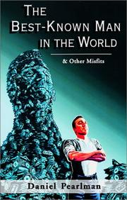 Cover of: The best-known man in the world and other misfits