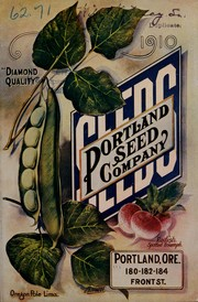Cover of: Portland Seed Company's complete seed annual