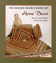Cover of: The Design Source Book of Home Decor