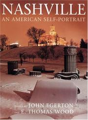 Cover of: Nashville: An American Self Portrait