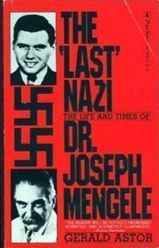 "Cover of: The ""last"" Nazi"