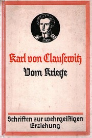 Cover of: Vom Kriege