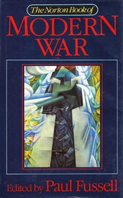 Cover of: The Norton book of modern war
