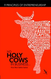Cover of: No Holy Cows In Business… |