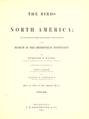 Cover of: The birds of North America