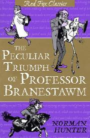 Cover of: The Peculiar Triumph of Professor Branestawm (Red Fox Classics)