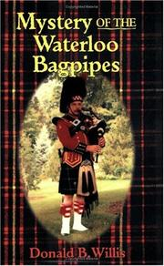 Cover of: Mystery of the Waterloo Bagpipes