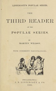 Cover of: The first-[sixth] reader of the popular series