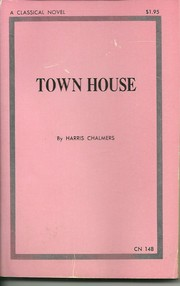 Cover of: Town House |