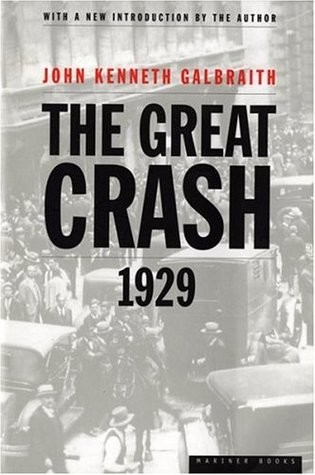 The Great Crash 1929 by