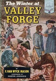 Cover of: Winter at Valley Forge | V. W. Mason