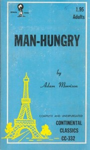 Cover of: Man-Hungry |