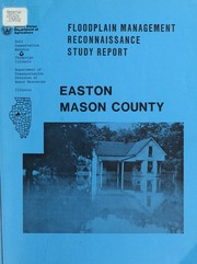 Cover of: Village of Easton, Mason County, Illinois | United States. Soil Conservation Service.