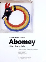 Palace sculptures of Abomey by Francesca Piqué