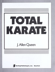 Cover of: Total karate