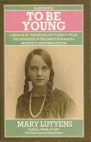 Cover of: To Be Young
