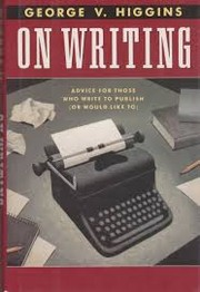 Cover of: On writing