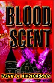 Cover of: Blood Scent