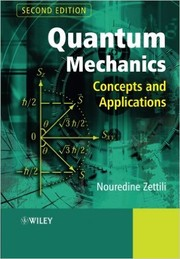 Cover of: Quantum Mechanics |
