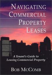 Cover of: Navigating Commercial Property Leases