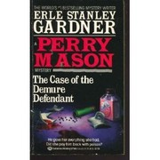 Cover of: The case of the demure defendant