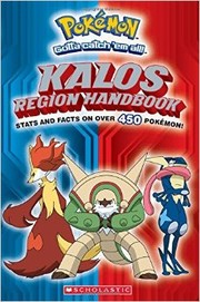 Kalos region handbook
