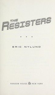 Cover of: The Resisters