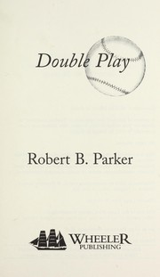 Cover of: Double play | Robert B. Parker