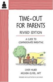 Cover of: Time-Out for Parents | Cheri Huber