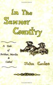 Cover of: In the Summer Country | John Conlee