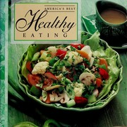 Cover of: Healthy eating