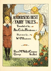 Cover of: Andersen's best fairy tales