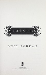 Cover of: Mistaken | Neil Jordan