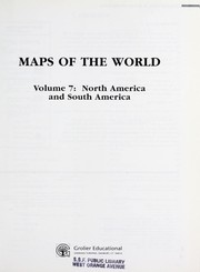 Cover of: Maps of the World 10VOL | Grolier Educational