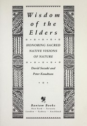 Cover of: Wisdom of the elders