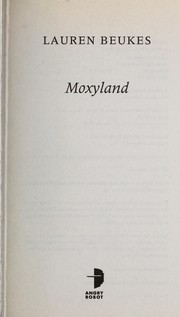 Cover of: Moxyland