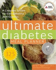 Cover of: The ultimate diabetes meal planner