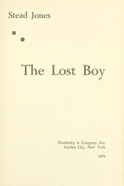 Cover of: The lost boy