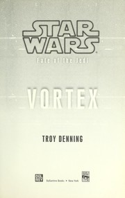 Cover of: Vortex