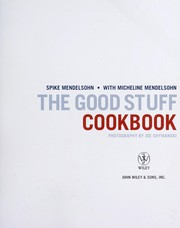 Cover of: The Good Stuff cookbook