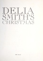 Cover of: Delia Smith's Christmas | Delia Smith