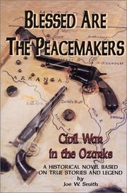 Cover of: Blessed Are the Peacemakers | Joe Smith