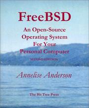 Cover of: FreeBSD